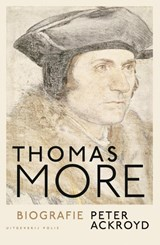 Thomas More | Peter Ackroyd | 9789463102490