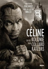 Céline en de kolonie van collaborateurs | Christophe Malavoy & Esther Gasseling | 9789490759872