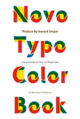 Novo typo color book | Mark van Wageningen | 9789490913656