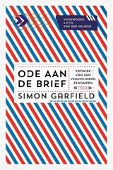 Ode aan de brief | Simon Garfield |