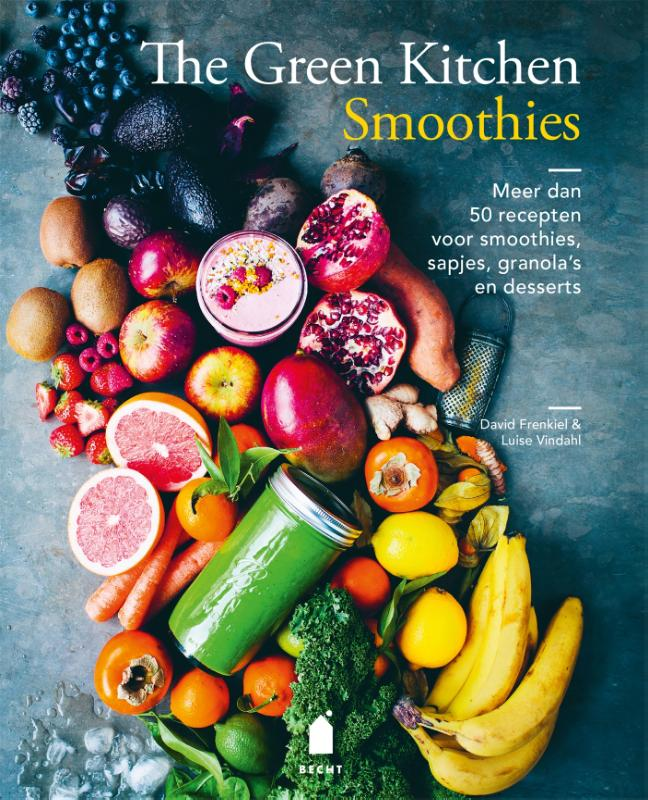 The Green Kitchen Smoothies | David Frenkiel ; Luise Vindahl | 9789023014904
