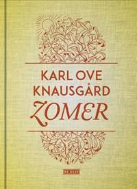 Zomer   Karl Ove Knausgård  
