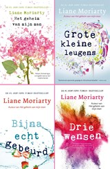 Liane Moriarty Ebook bundel | Liane Moriarty | 9789044977417