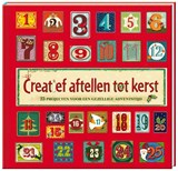 Creatief aftellen tot kerst | Creative Plus Publishing limited | 9789051164565
