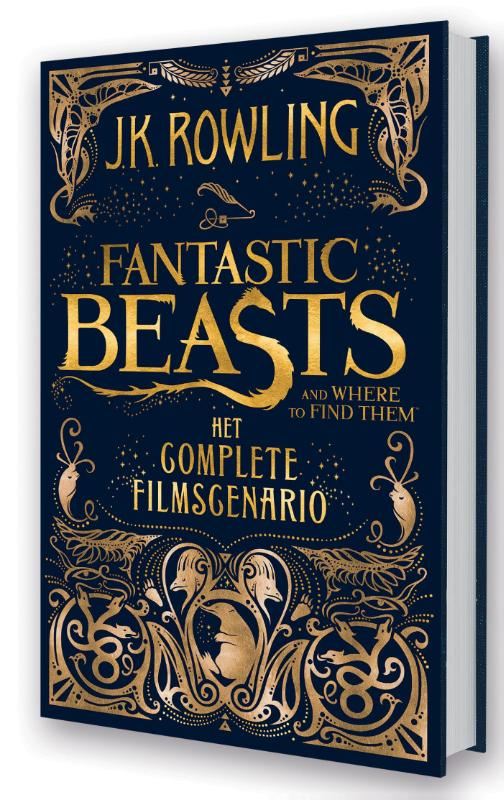 Fantastic Beasts and Where to Find Them – het complete filmscenario (pap) | J.K. Rowling | 9789463360128