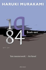 1q84 / Boek 1 april - juni | Haruki Murakami | 9789045019390