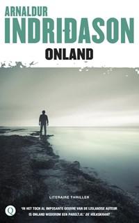 Onland | Arnaldur Indridason |