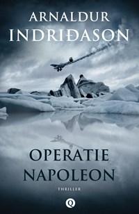 Operatie Napoleon | Arnaldur Indridason |
