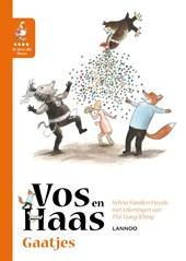 Ik leer lezen met Vos en Haas - Ik lees als Haas - Gaatjes