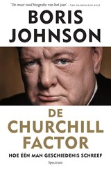 De churchill factor | Boris Johnson | 9789000343553
