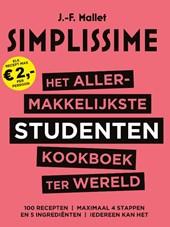 Het allermakkelijkste studentenkookboek ter wereld