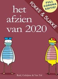 Fokke & Sukke - Het afzien van 2020 | John Reid ; Bastiaan Geleijnse ; Jean-Marc van Tol |