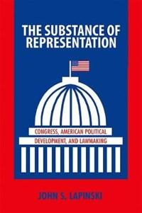 The Substance of Representation | John S. Lapinski |