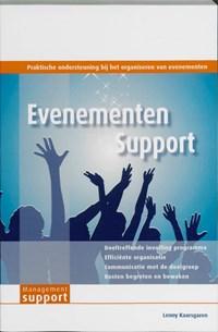 Evenementen support | Lenny Kaarsgaren |
