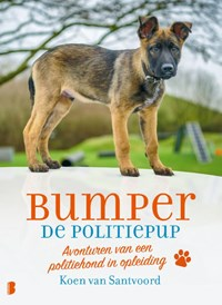Bumper de politiepup | Koen van Santvoord |