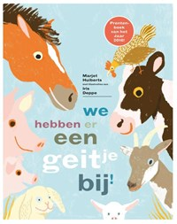 We hebben er een geitje bij | Marjet Huiberts |