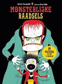 Monsterlijke raadsels | Ana Gallo |