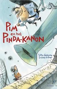 Pim en het pinda-kanon   Tjibbe Veldkamp  