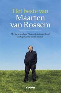 Het beste van Maarten van Rossem   Maarten van Rossem  