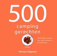 500 campinggerechten | Ali Ray |