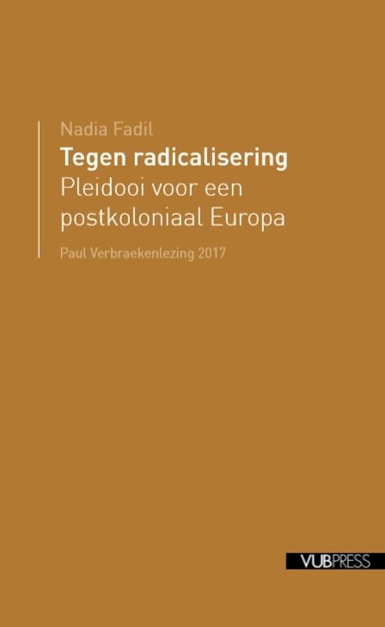 Tegen radicalisering