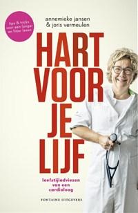 Hart voor je lijf | Annemieke Jansen ; Joris Vermeulen |