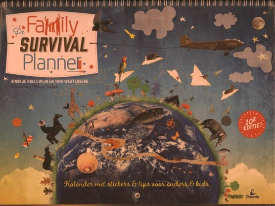 De family survival planner 2016