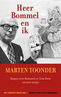 Heer Bommel en ik   Marten Toonder  