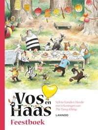 Vos en Haas Feestboek | Sylvia Vanden Heede ; Thé Tjong-Khing |