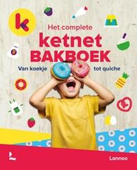 Het complete Ketnet bakboek | Mathilda Masters |