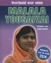 Malala Yousafzai   Claudia Martin  