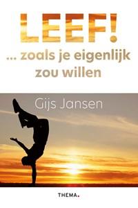 Leef! | Gijs Jansen |