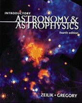 Introductory Astronomy and Astrophysics | Michael Zeilik |