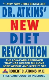 Dr. Atkins' New Diet Revolution | Robert C. Atkins |