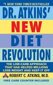 Dr. Atkins New Diet Revolution | Atkins, Robert C., M.D. |