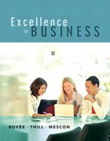 Excellence in Business | John V Thill |