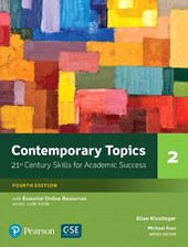 Contemporary Topics 2 with Essential Online Resources | Ellen Kisslinger |