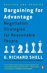Bargaining for Advantage | G. Richard Shell |