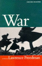 War | Lawrence Freedman |