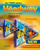New Headway English Course. Pre-Intermediate. Student's Book | auteur onbekend |