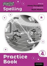 Read Write Inc. Spelling: Practice Book 4 Pack of 5 | Ruth Miskin |