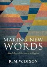 Making New Words | R. M. W. Dixon |