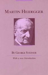 Steiner: Martin Heidegger (pr Only)