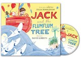 Jack and the Flumflum Tree Book and CD Pack | Julia Donaldson |