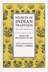 Sources of Indian Tradition | Ainslie Thomas Embree |