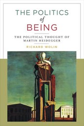 The Politics of Being | Richard Wolin |
