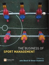 Business of Sport Management | John Beech |