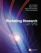 Marketing Research with SPSS | Patrick De Pelsmacker |