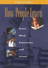 How People Learn | National Research Council |