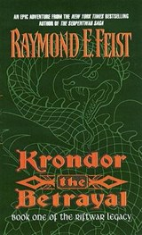 Krondor the Betrayal | Raymond E. Feist |